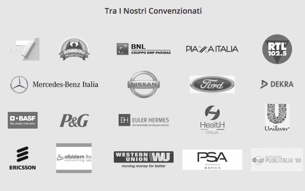 Convenzioni Parking Fiumicino